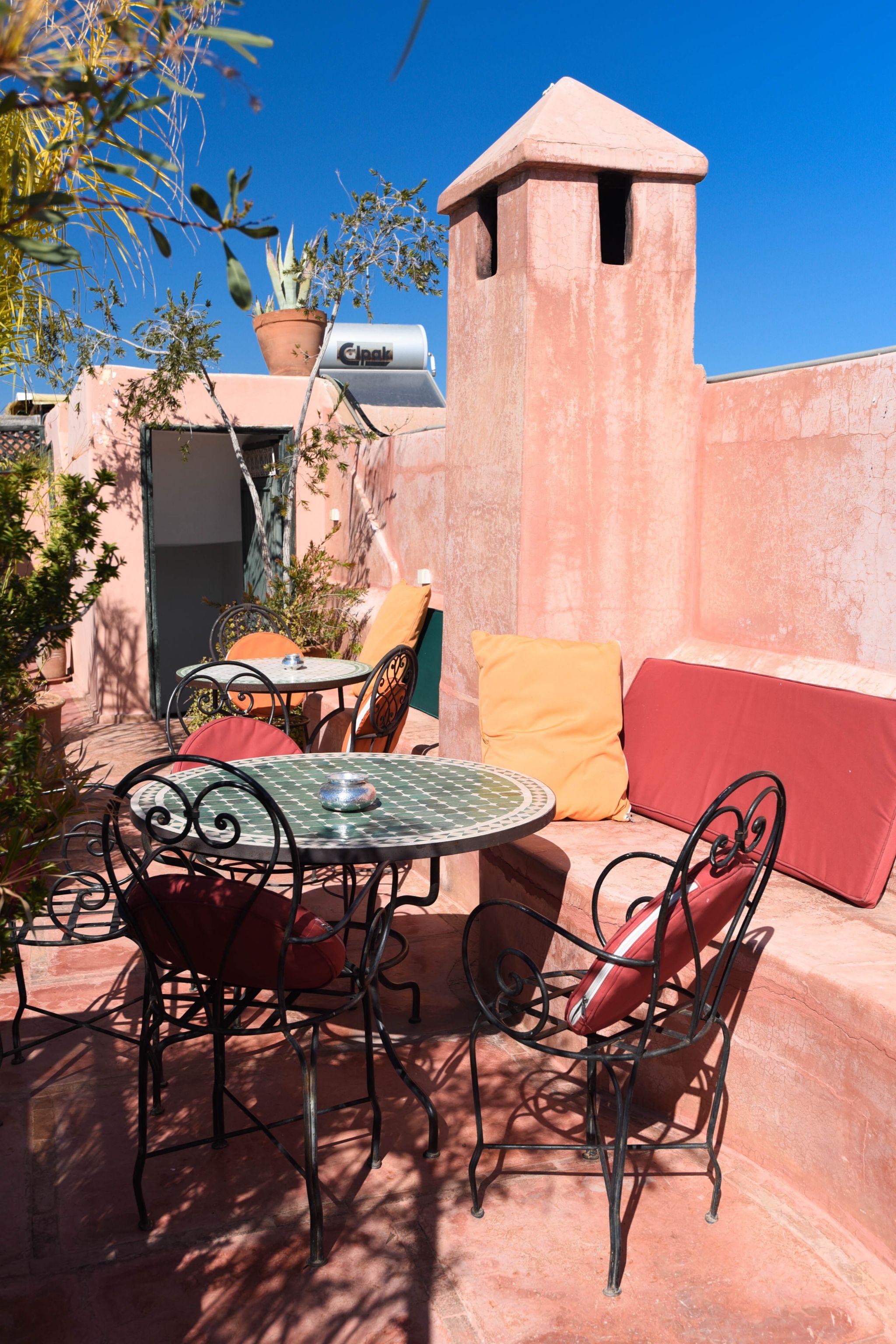Marrakech Travelguide - Finja Maries